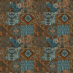 Ткань для штор Artisan Turmeric Artisan Jim Dickens