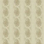 Ткань для штор Boteh Embroidery Truffle Bohemia Linen Jim Dickens