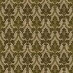 Ткань для штор Canterbury Fern Green Isabella Jim Dickens