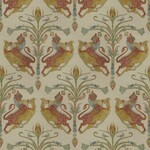 Ткань для штор Charlemagne Carpathian Gold Beaumaris Jim Dickens