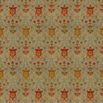 Ткань для штор Constance Verona Blue Firenze Jim Dickens