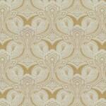 Ткань для штор Viviane Gold Beaumaris Jim Dickens