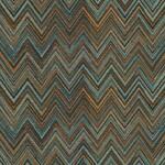 Ткань для штор Zigzag Turmeric Artisan Jim Dickens