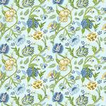 Ткань для штор Thibaut Cayman Blue-Green F94905