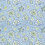Ткань для штор Thibaut Alexa Blue-Green F94919