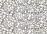 Ткань для штор K5142-01 Jon Burgerman Kirkby Design
