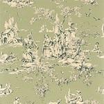 Ткань для штор F97339 Toile Portfolio Thibaut