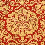 Ткань для штор F91727 Damask Resource 2 Thibaut