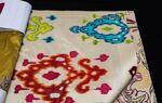 Ткань для штор Mexica 101 Carnival Rumors