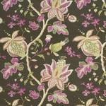 Ткань для штор Thibaut Donegal Printed Fabrics Charcoal F913001