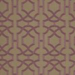 Ткань для штор Thibaut Alston Trellis Plum on Natural W713028