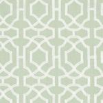 Ткань для штор Thibaut Alston Trellis Cream on Seaglass W713031