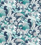 Ткань для штор F6860-01 Fantasque Osborne & Little
