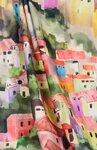 Ткань для штор ALTEA Persan