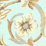 Ткань для штор F81326 Residence Thibaut
