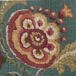 Ткань для штор F83804 River Road Thibaut