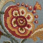 Ткань для штор F93801 River Road Thibaut