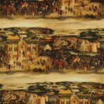 Ткань для штор FRC2404-01  Buckingham Royal Collection