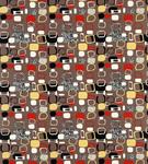 Ткань для штор 220039 50s Fabrics Sanderson