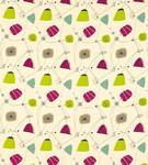 Ткань для штор 220053 50s Fabrics Sanderson