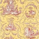 Ткань для штор F96905 Historic Homes 7 Thibaut