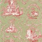 Ткань для штор F96907 Historic Homes 7 Thibaut