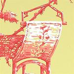 Ткань для штор F95304 Tea House Thibaut