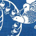 Ткань для штор F95331 Tea House Thibaut