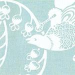 Ткань для штор F95333 Tea House Thibaut