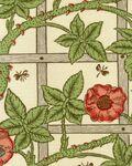 Ткань для штор DMORTR201 The Art of Decoration Morris & Co