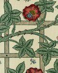 Ткань для штор DMORTR203 The Art of Decoration Morris & Co