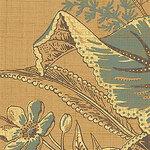 Ткань для штор F89030 Tidewater Thibaut