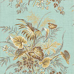 Ткань для штор F89032 Tidewater Thibaut