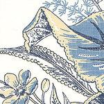 Ткань для штор F89034 Tidewater Thibaut