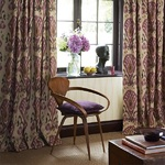 Ткань для штор ZTOW320811 Town And Country Prints Zoffany