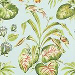 Ткань для штор F81149 Waterlily Thibaut