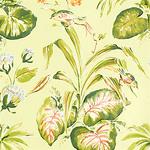 Ткань для штор F81150 Waterlily Thibaut