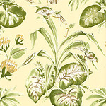 Ткань для штор F81152 Waterlily Thibaut