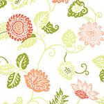 Ткань для штор F81167 Waterlily Thibaut
