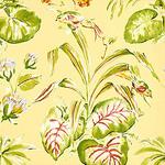 Ткань для штор F91146 Waterlily Thibaut