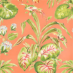 Ткань для штор F91147 Waterlily Thibaut