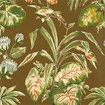 Ткань для штор F91151 Waterlily Thibaut
