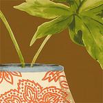Ткань для штор F91154 Waterlily Thibaut