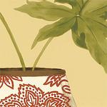 Ткань для штор F91155 Waterlily Thibaut