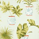 Ткань для штор F91157 Waterlily Thibaut