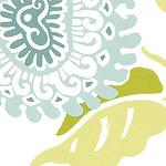 Ткань для штор F91166 Waterlily Thibaut