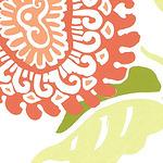 Ткань для штор F91167 Waterlily Thibaut