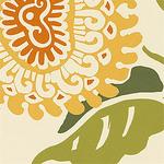 Ткань для штор F91168 Waterlily Thibaut