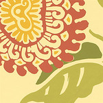Ткань для штор F91171 Waterlily Thibaut